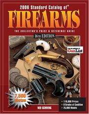 Cover of: 2006 Standard Catalog Of Firearms