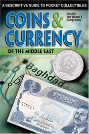 Cover of: Coins & Currency Of The Middle East |