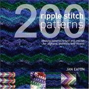 Cover of: 200 Ripple Stitch Patterns