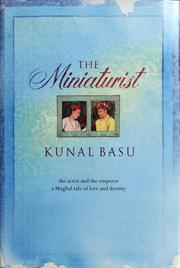 Cover of: The miniaturist