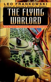 Cover of: The flying warlord