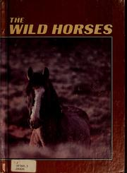 Cover of: The wild horses