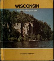 Cover of: Wisconsin in words and pictures
