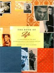 Cover of: The Book of Life