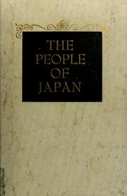 Cover of: The people of Japan