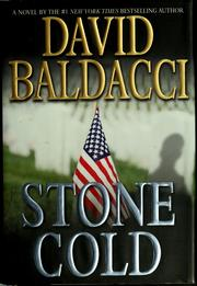 Cover of: Stone cold
