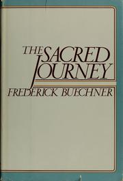 Cover of: The sacred journey