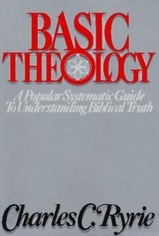 Cover of: Basic theology