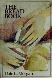 Cover of: The bread book