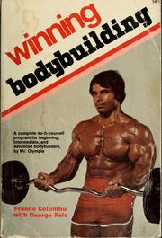 Winning bodybuilding by Franco Columbu