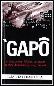 Cover of: Gapô | Lualhati Bautista