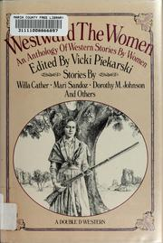 Cover of: Westward the women