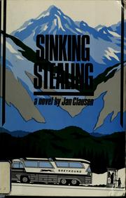 Cover of: Sinking/Stealing, a Novel (Feminist Series) | Jan Clausen