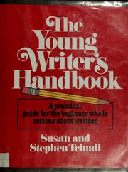 Cover of: The young writer's handbook
