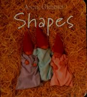 Cover of: Shapes | Anne Geddes