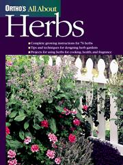 Cover of: All about herbs