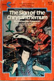 Cover of: The sign of the chrysanthemum