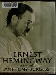 Cover of: Ernest Hemingway and His World