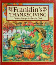 Cover of: Franklin's Thanksgiving