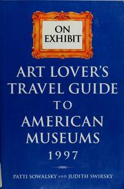 Cover of: On exhibit 1997