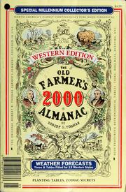 Cover of: The Old farmer