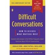 Cover of: Difficult Conversations: How to Discuss What Matters Most |