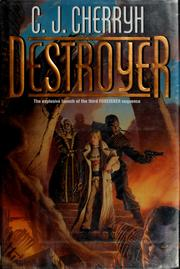 Cover of: Destroyer | C. J. Cherryh