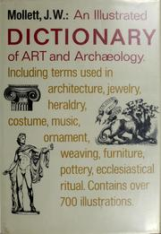 An illustrated dictionary of art and archaeology