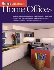 Cover of: Ortho's all about home offices