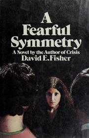 Cover of: A fearful symmetry