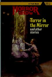 Cover of: Terror in the mirror, and other stories | Jim Razzi