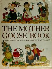 Cover of: The Mother Goose book