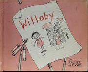 Cover of: Willaby | Rachel Isadora