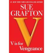 "Cover of: ""V"" is for vengeance"