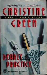 Cover of: Deadly practice