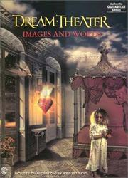 Cover of: Dream Theater: Images & Words
