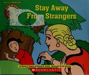Cover of: Stay away from strangers