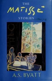 Cover of: The Matisse stories