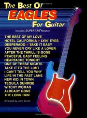 Cover of: The Best of the Eagles for Guitar