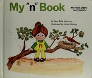 "Cover of: My ""n"" book"