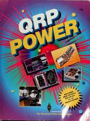 Cover of: QRP power