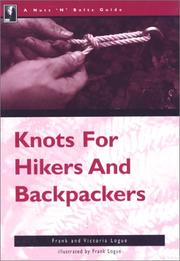 Cover of: Knots for hikers and backpackers