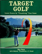 Cover of: Target golf | Roy Pace