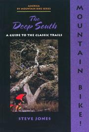 Cover of: Mountain Bike! Deep South