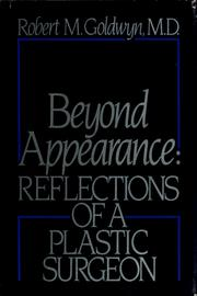 Cover of: Beyond appearance