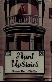 Cover of: April upstairs