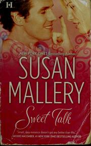Cover of: Sweet talk