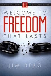 Cover of: Welcome to Freedom That Lasts