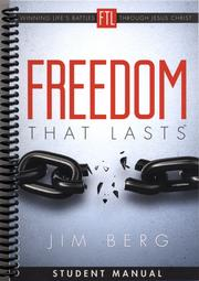 Cover of: Freedom That Lasts