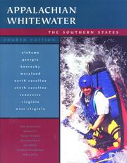 Cover of: Appalachian Whitewater